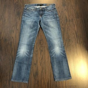 Lucky Brand Jeans 8 / 29 Zoe Medium Wash Denim